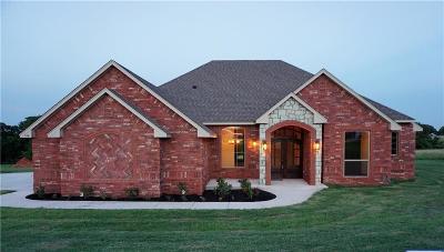 Blanchard OK Single Family Home For Sale: $276,750