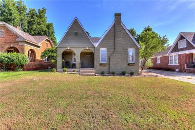 Oklahoma City Single Family Home For Sale: 2808 NW 21st Street