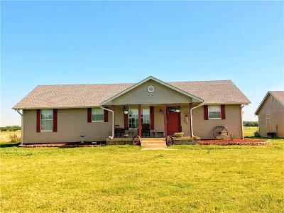 Tuttle Single Family Home For Sale: 7103 E Silver City