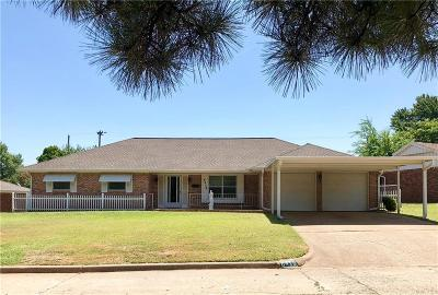 Oklahoma City Single Family Home For Sale: 6428 N Sterling Lane
