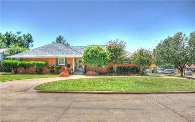 Oklahoma City Single Family Home For Sale: 6217 N Drexel Boulevard