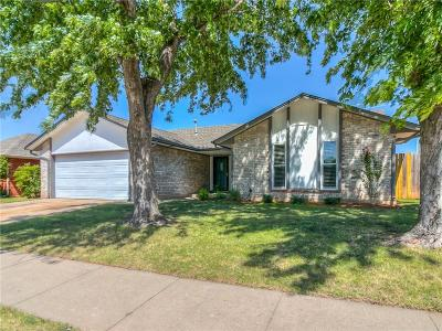 Oklahoma City Single Family Home For Sale: 11208 Cimarron Drive
