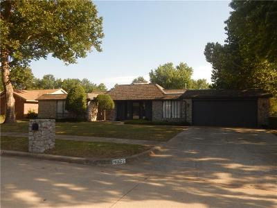 Norman Single Family Home For Sale: 4322 Wakefield