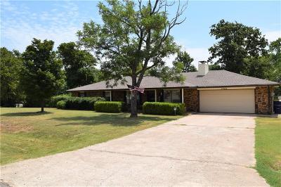 Choctaw Single Family Home For Sale: 1344 Whippoorwill Drive