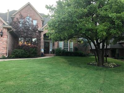 Edmond Single Family Home For Sale: 2209 Mission