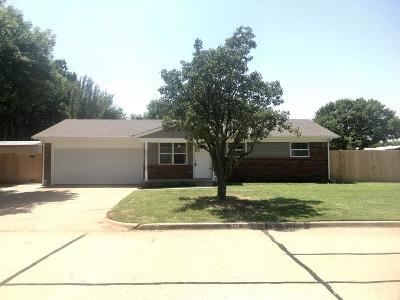 Norman Single Family Home For Sale: 1342 Erie