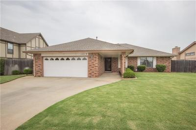 Oklahoma City Single Family Home For Sale: 1419 Hamlet Road