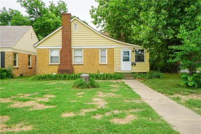 Oklahoma City OK Rental For Rent: $760