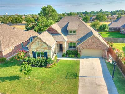 Norman Single Family Home For Sale: 4028 Grange Hill Way