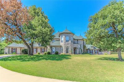 Norman Single Family Home For Sale: 6150 Blue Hills Court