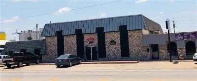 Weatherford Commercial For Sale: 202 E Main