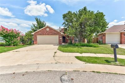 Edmond Single Family Home For Sale: 21918 Homesteaders Place