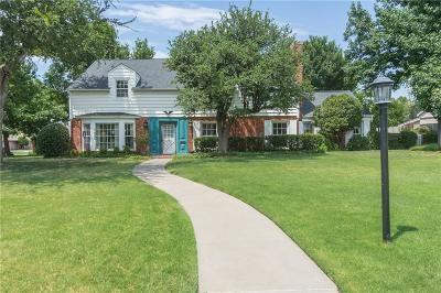 Oklahoma City Single Family Home For Sale: 1731 Guilford Lane