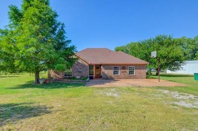 Blanchard OK Single Family Home For Sale: $288,000