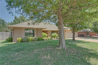 Oklahoma City Single Family Home For Sale: 8204 Canna Lane