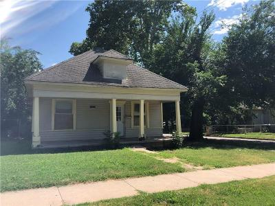 Oklahoma City Single Family Home For Sale: 1324 NW 7th