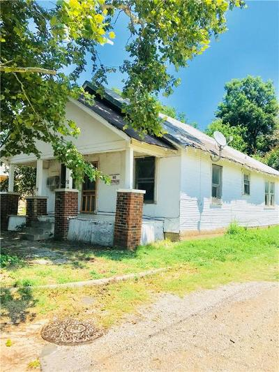 Oklahoma City Single Family Home For Sale: 732 Douglas