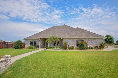 Norman Single Family Home For Sale: 18451 Wild Horse Trail
