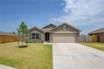 Oklahoma County Single Family Home For Sale: 19100 Vivo Drive