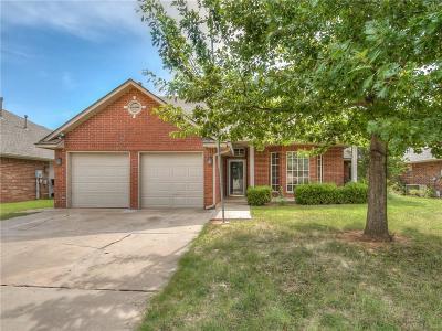 Edmond Single Family Home For Sale: 17504 Copper Creek Drive