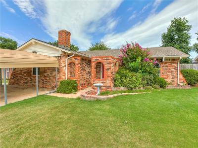 Yukon Single Family Home For Sale: 1003 Glenwood Drive