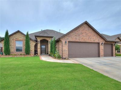 Oklahoma City OK Single Family Home For Sale: $299,900