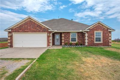 Tuttle Single Family Home For Sale: 2169 County Road 1226