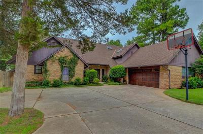 Single Family Home For Sale: 2900 Marigold Trail