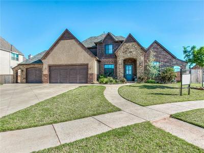 Edmond Single Family Home For Sale: 17853 Prairie Sky Way