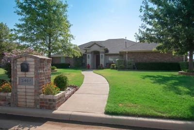 Single Family Home For Sale: 3404 Candace Lane