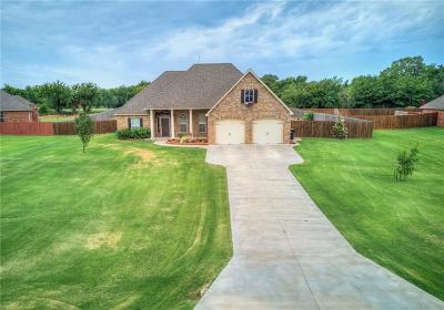 Tuttle Single Family Home For Sale: 934 County Street 2932