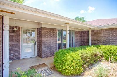 Chickasha OK Single Family Home For Sale: $144,900
