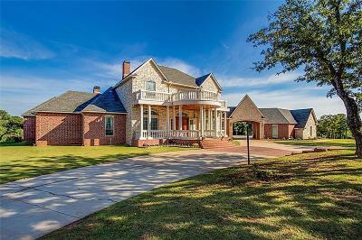 Jones Single Family Home For Sale: 8301 E Memorial Road