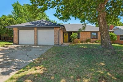 Yukon Single Family Home For Sale: 316 Magnolia Blossom Lane