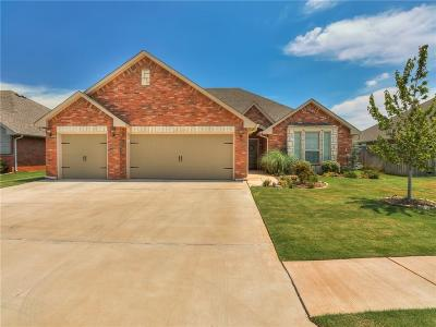 Edmond Single Family Home For Sale: 4816 Wister Lane