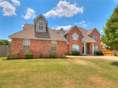 Norman Single Family Home For Sale: 2932 Misty Ridge Drive