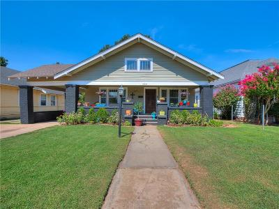 Single Family Home For Sale: 624 S Hadden Avenue