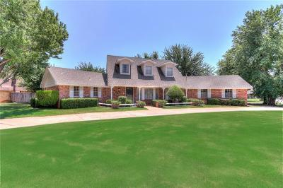 Oklahoma City Single Family Home For Sale: 6820 Lancer Lane