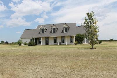 Stroud Single Family Home For Sale: 350182 E 820 Road