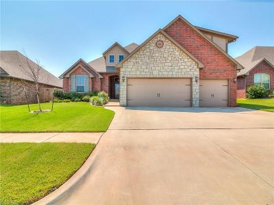 Moore Single Family Home For Sale: 1117 Samantha Lane