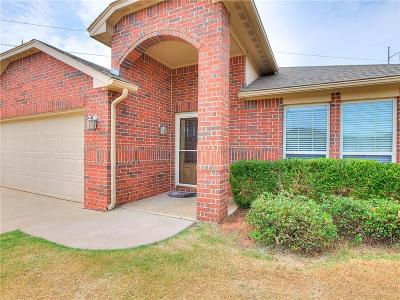 Lincoln County, Oklahoma County Single Family Home For Sale: 2236 NW 193rd Street