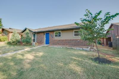 Edmond Single Family Home For Sale: 720 NW 138th Street