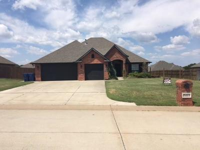 Choctaw Single Family Home For Sale: 15169 Fox Creek Road