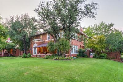 Oklahoma City Single Family Home For Sale: 301 NW 17th Street