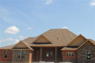 Moore Single Family Home For Sale: 4548 Baldwin Avenue