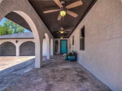 Norman Single Family Home For Sale: 9711 Morning Glory Drive