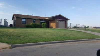 Lawton Single Family Home For Sale: 4814 SW K Avenue