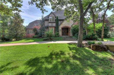 Edmond Single Family Home For Sale: 1604 Redbud Hollow