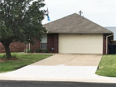 Edmond Single Family Home For Sale: 1256 NW 138th Street