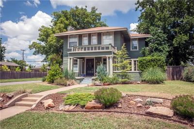 Oklahoma City Single Family Home For Sale: 225 NW 22nd Street